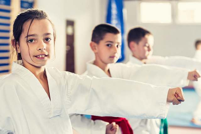 Kidsadhdjpg, DePalmas Team USA Martial Arts - SG Arizona, AZ